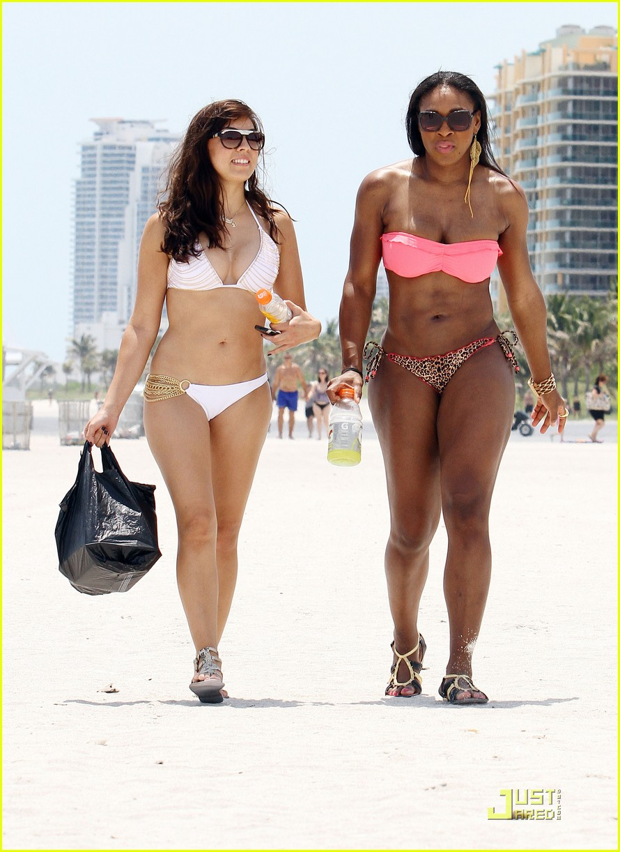 Venus and serena williams bikini gallery, girls guy japan