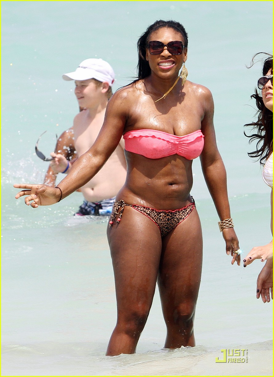 serena williams bikini beach body 182536229
