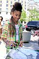 willow smith white house egg roll arrival 04