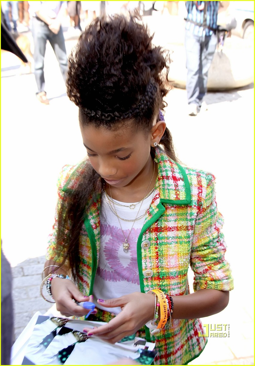 Willow Smith: White House Easter Egg Roll!: Photo 2538204 ...