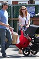amy adams saturday shopping with darren and aviana 12