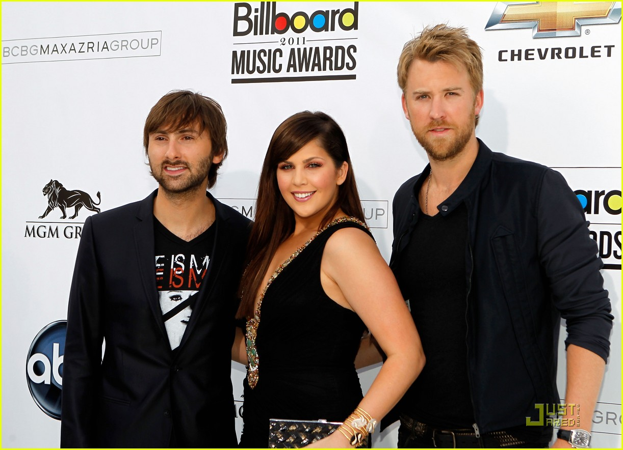 lady antebellum billboard music awards 2011 022546362