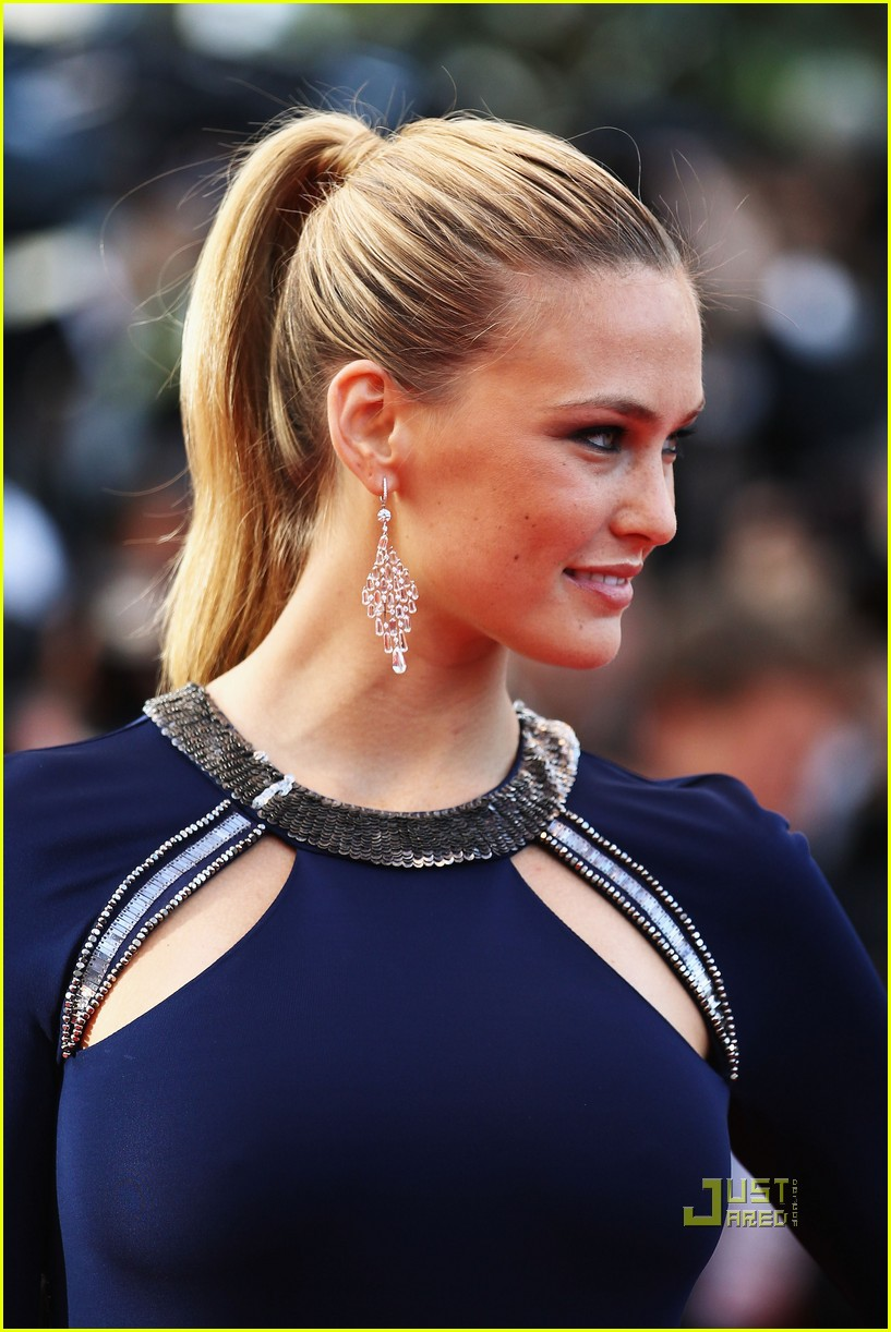 bar refaeli beaver premiere cannes 07