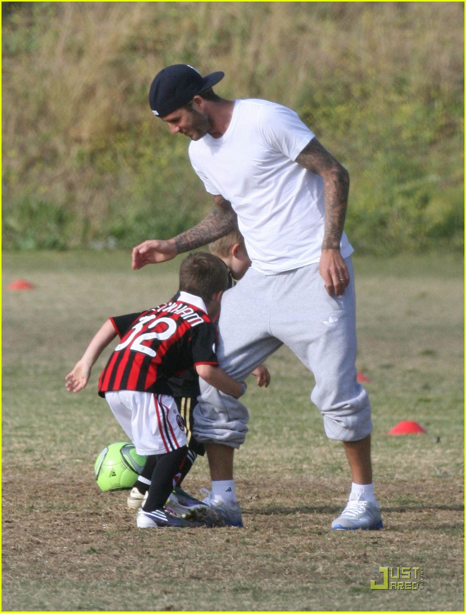 david beckham cruz soccer 12