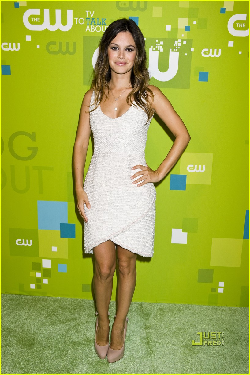 rachel bilson cw upfronts 02