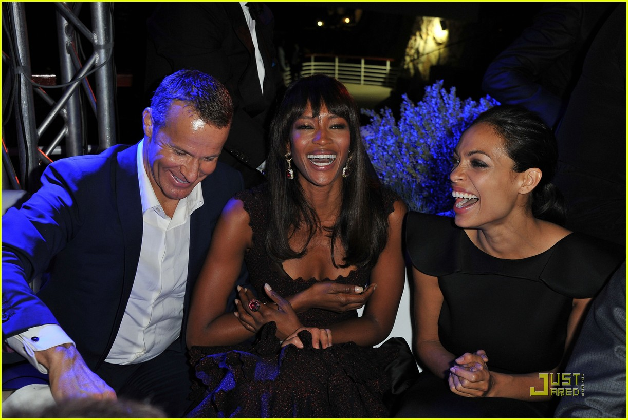 naomi campbell rosario dawson party partners 022545012
