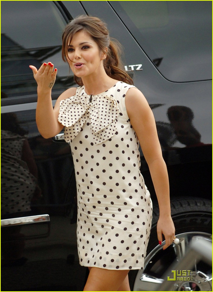 cheryl cole x factor auditions 07