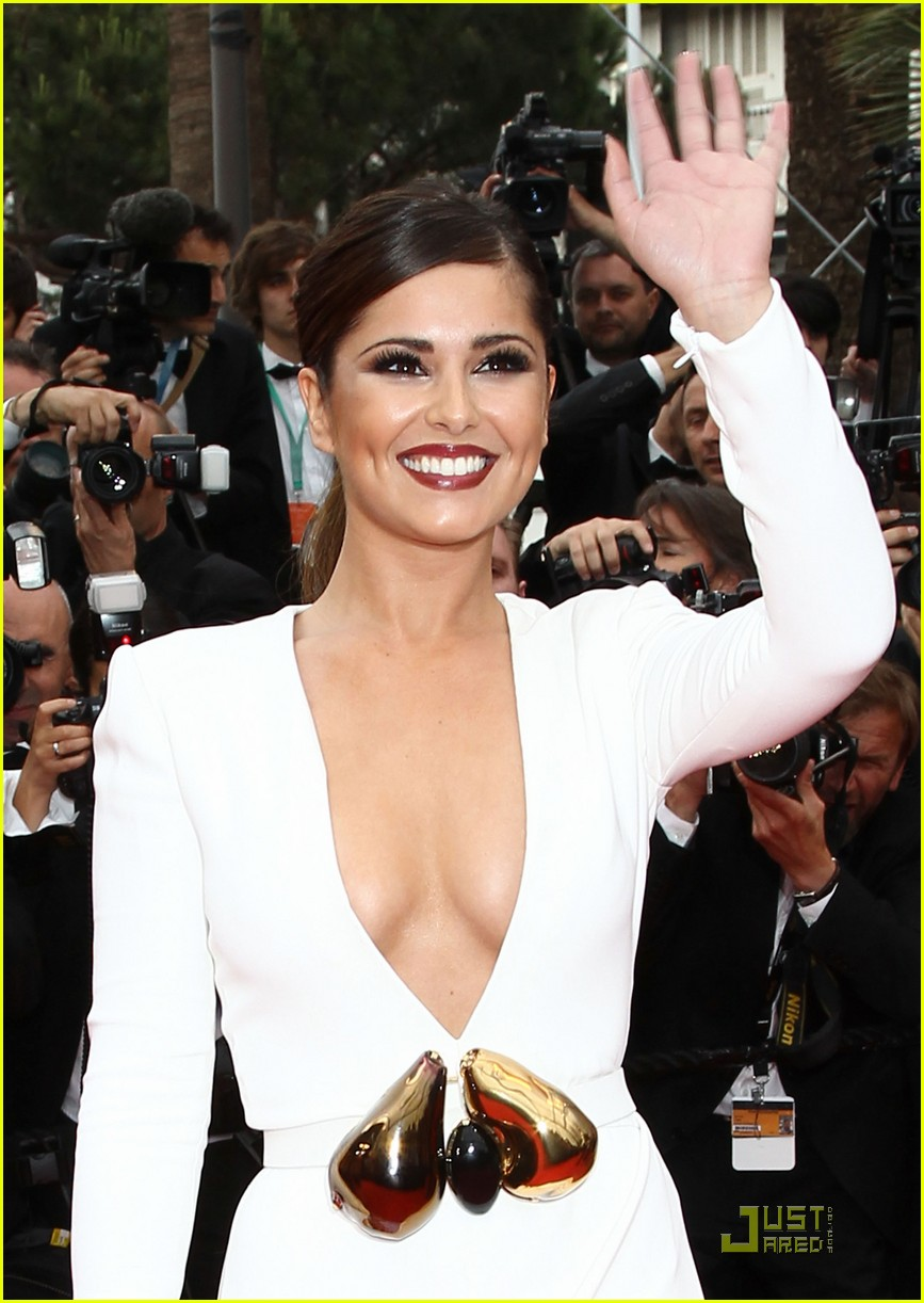cheryl cole cannes film festival 02