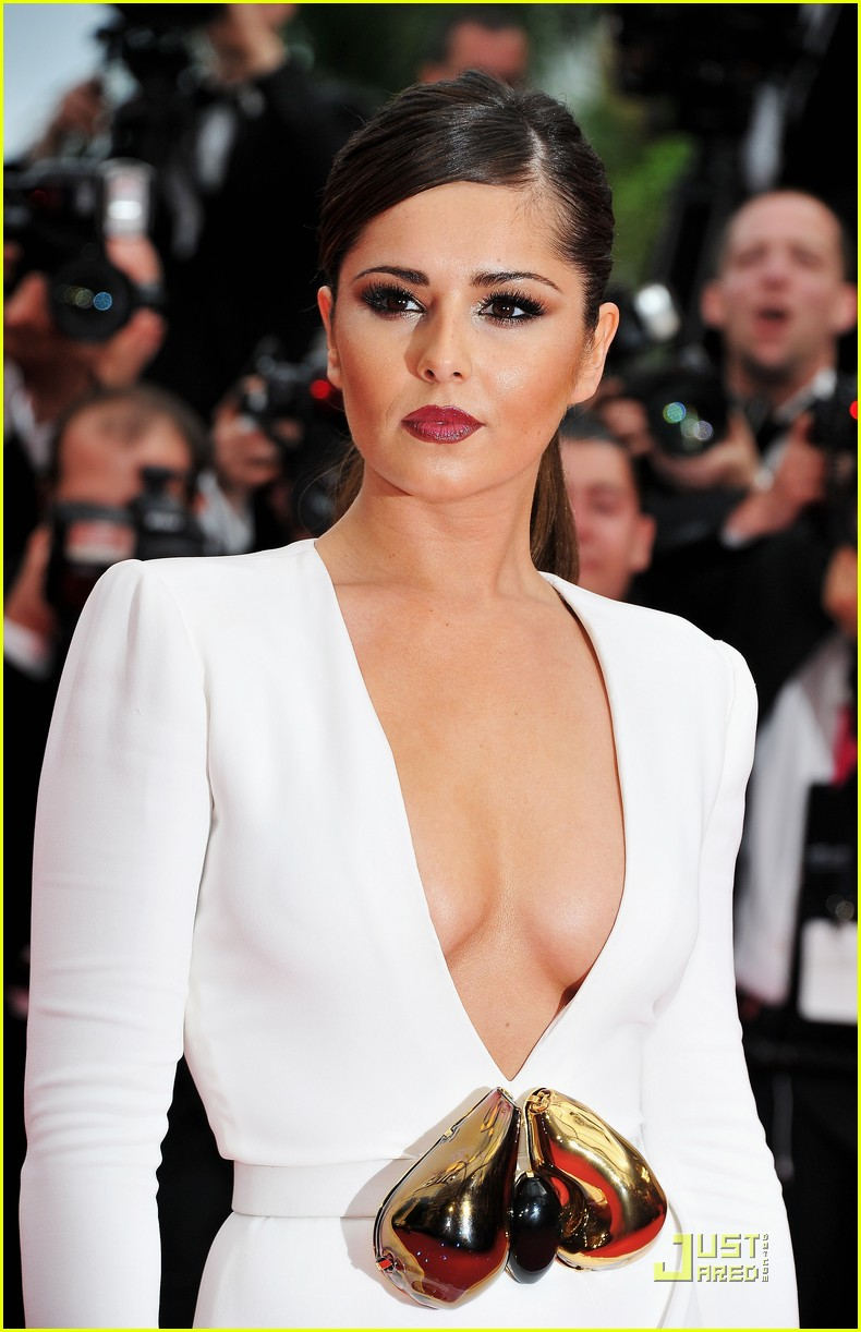 cheryl cole cannes film festival 09