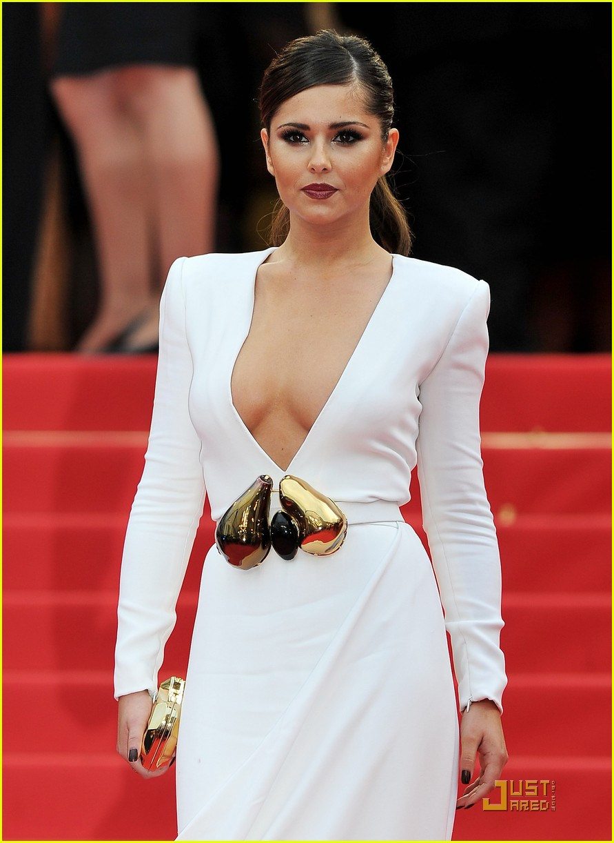 cheryl cole cannes film festival 12