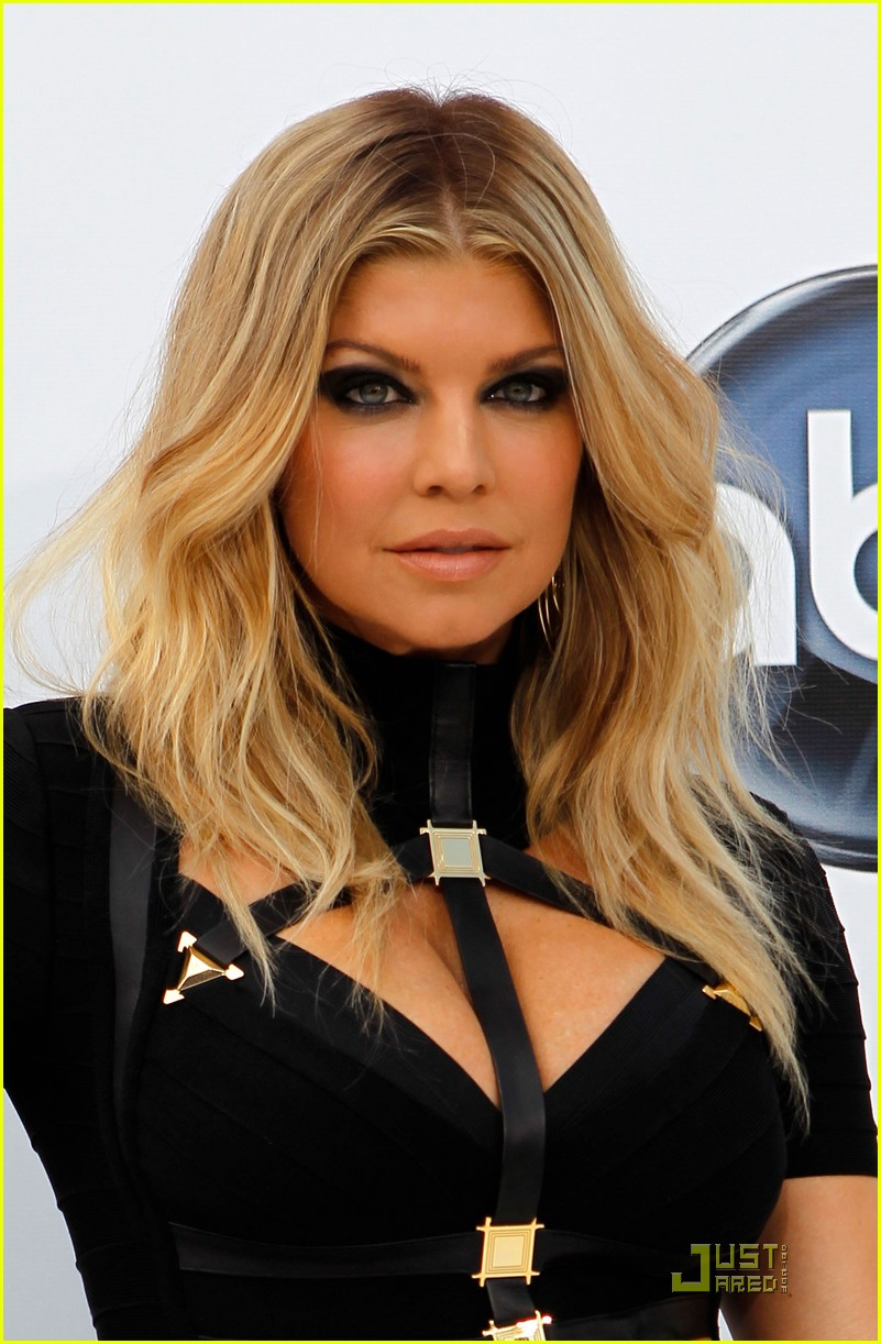 fergie billboard music awards 2011 02