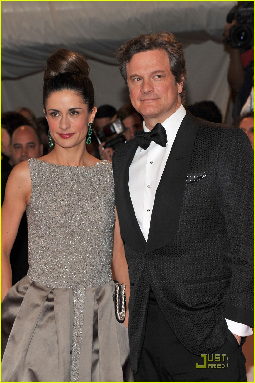 colin firth met ball 2011 022540063