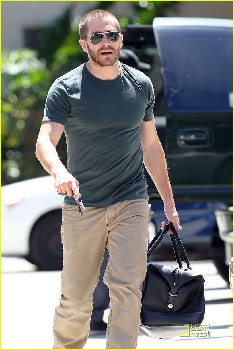 jake gyllenhaal boxing training day 022543413