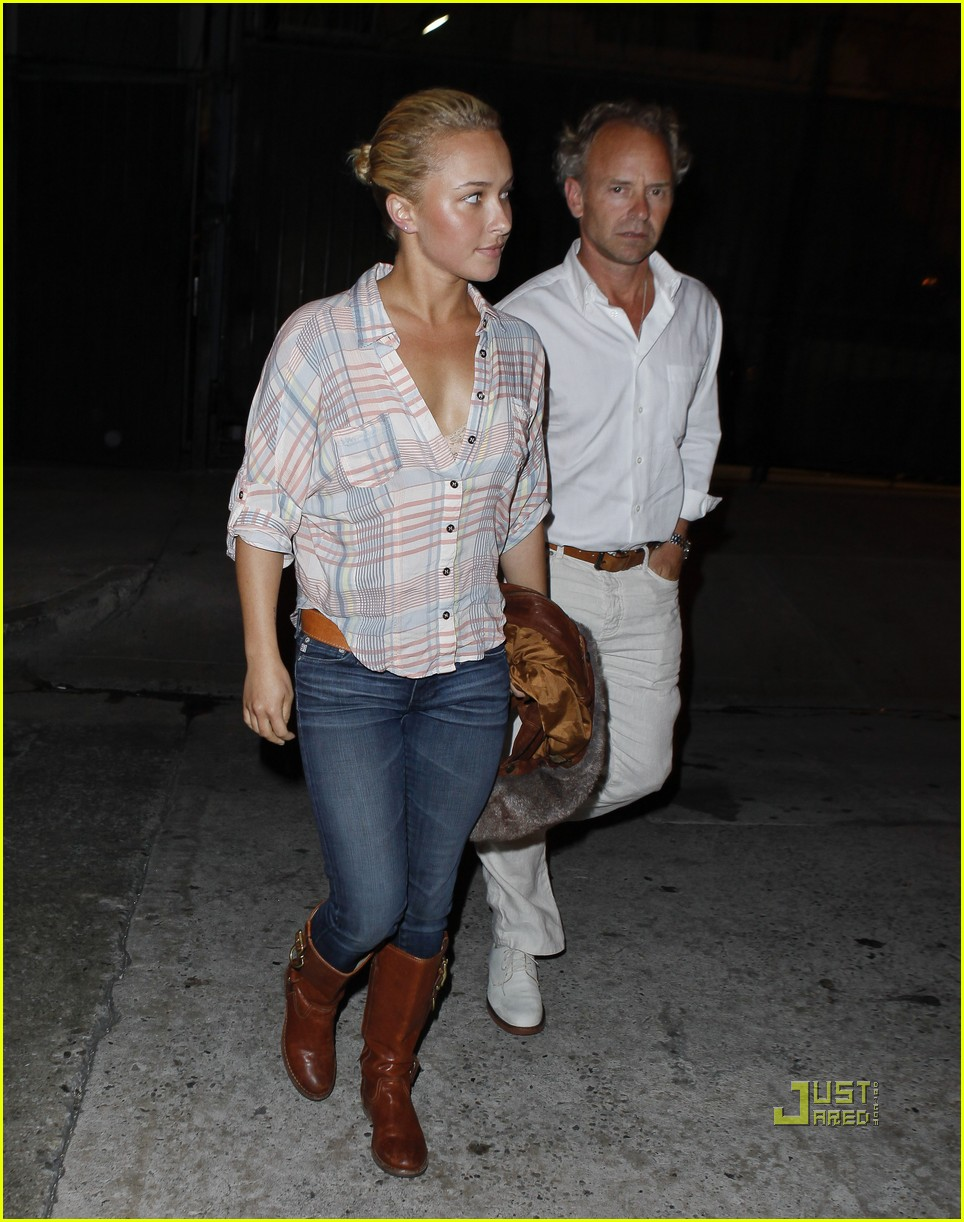 hayden panettiere dad chelsea handler show 01