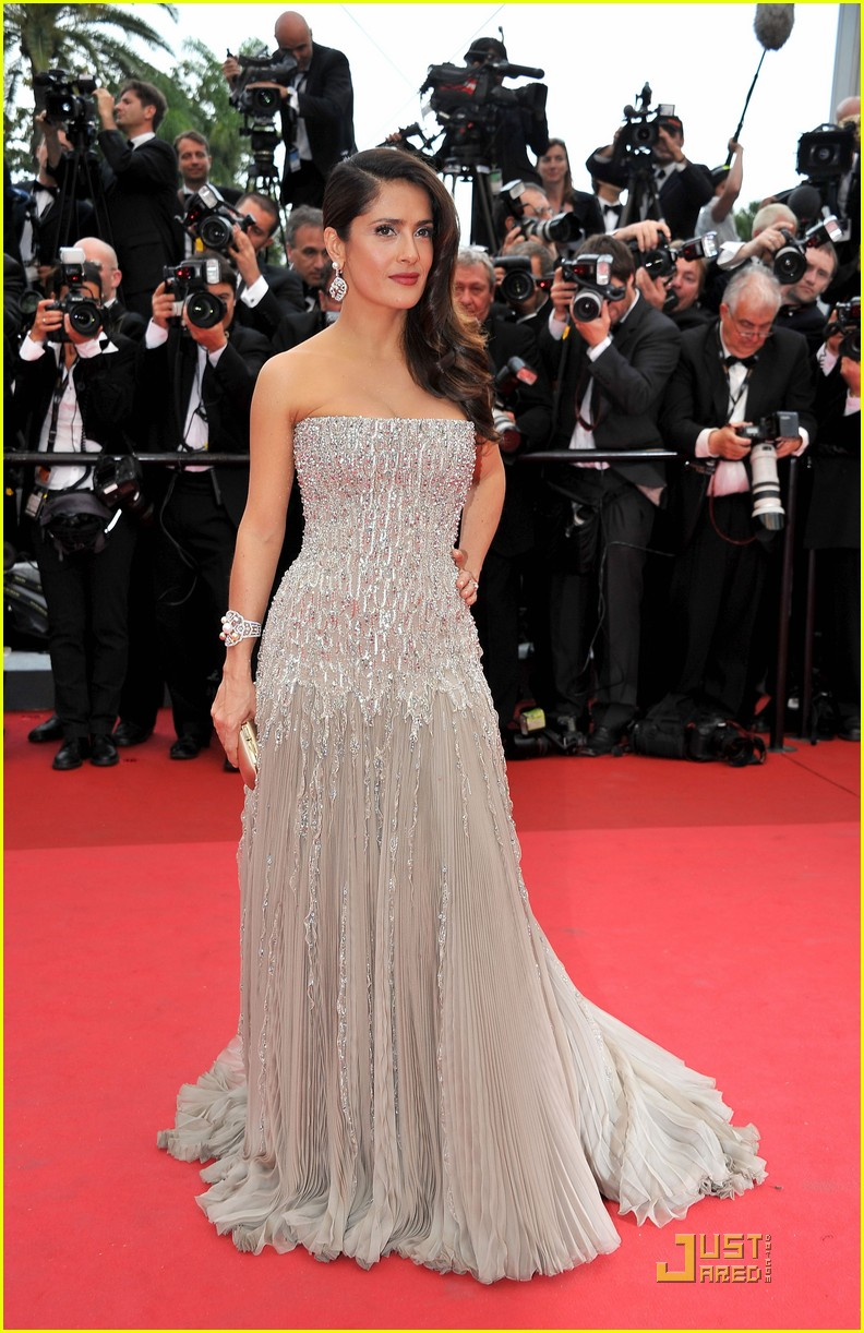 salma hayek cannes opening ceremony 02