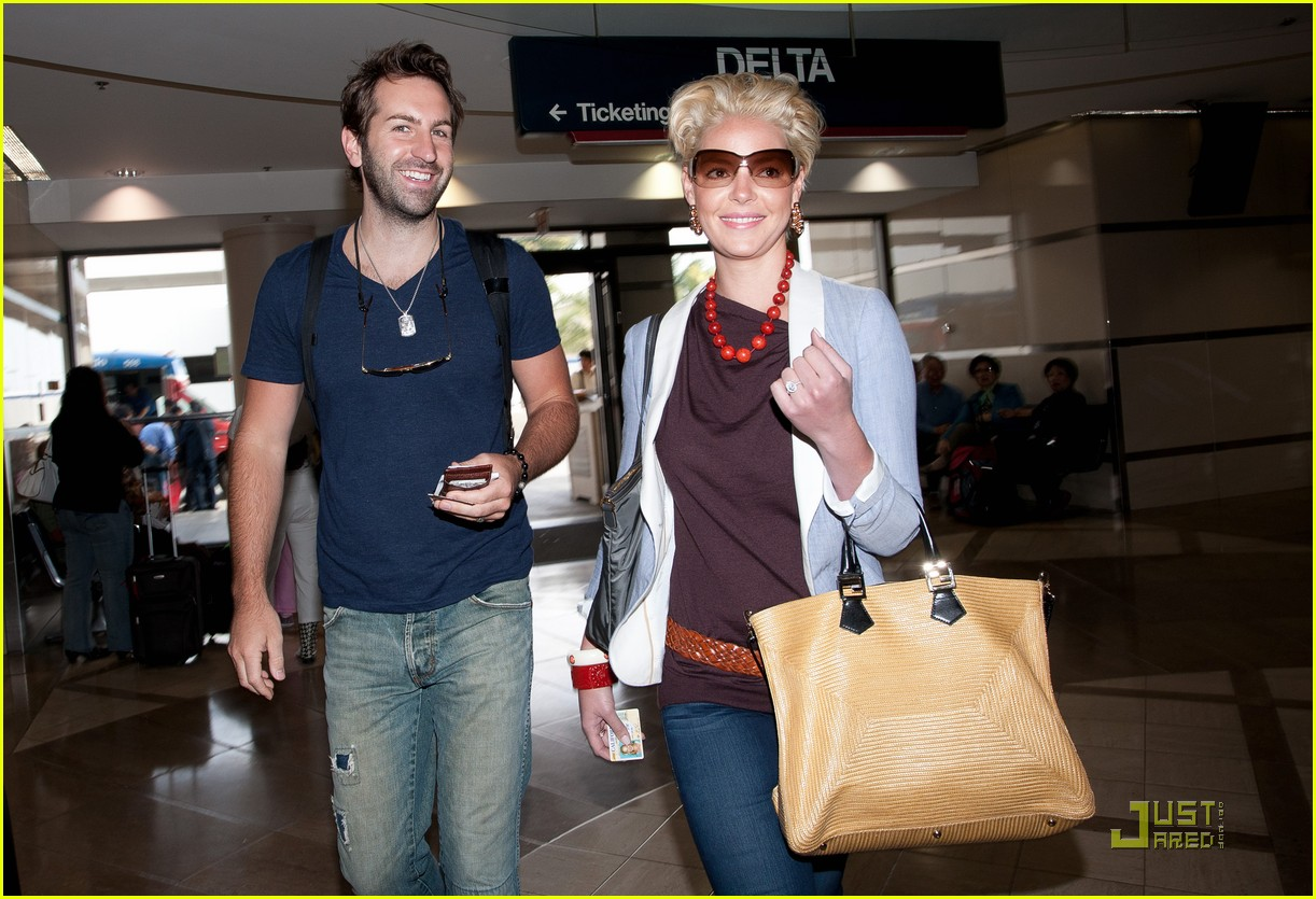 katherine heigl josh kelley lax 01