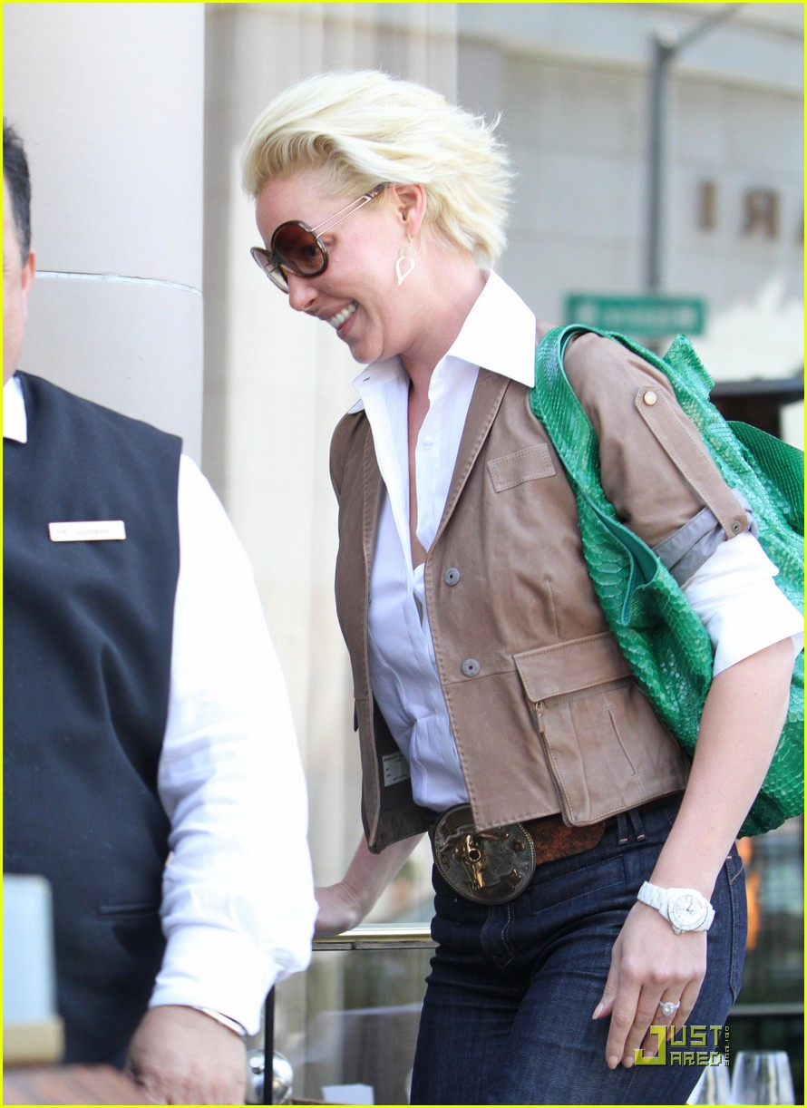 katherine heigl lunch with josh kelley and mom 072547322