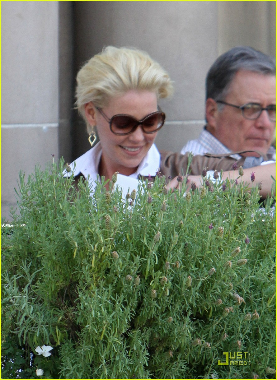 katherine heigl lunch with josh kelley and mom 082547323
