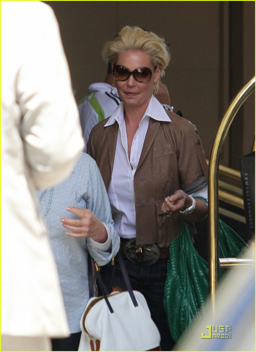 katherine heigl lunch with josh kelley and mom 11