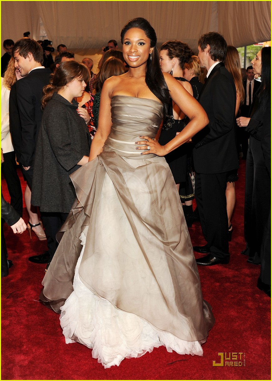 jennifer hudson met ball 2011 042540134