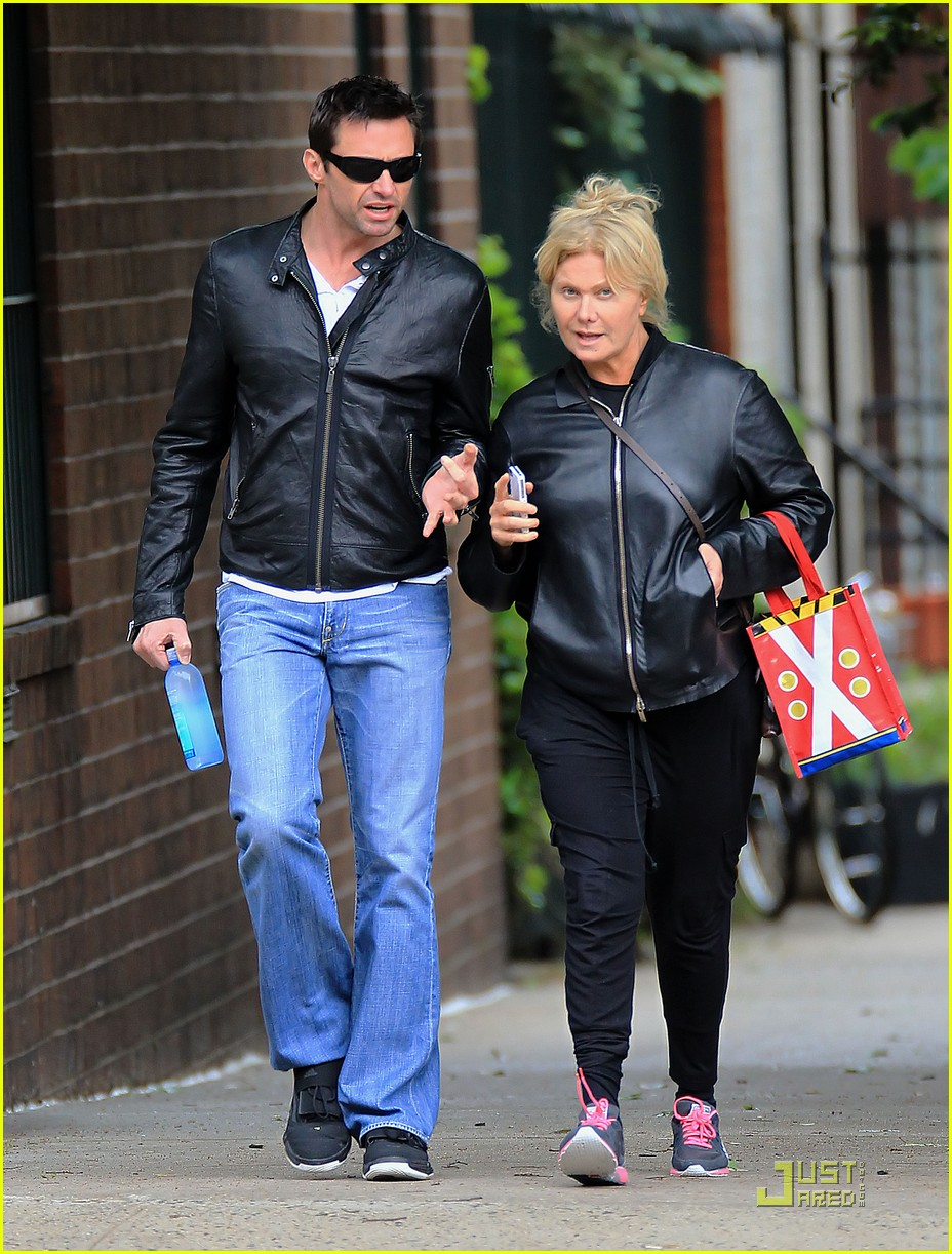 hugh jackman west village 022545262