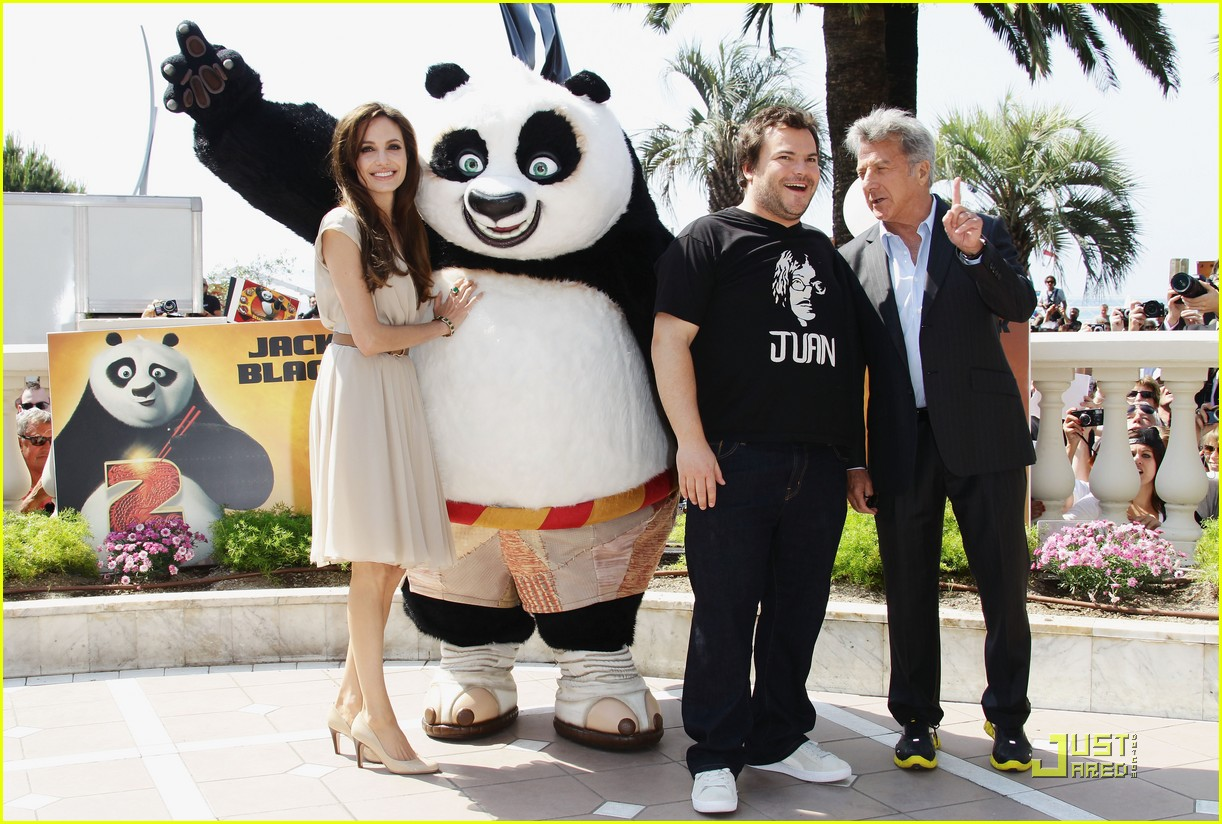 angelina jolie kung fu panda 2 photocall 012543194