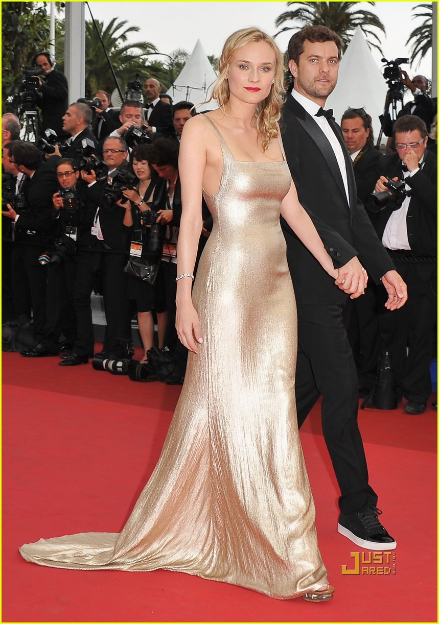 diane kruger joshua jackson sleeping beauty cannes film festival 2011 02
