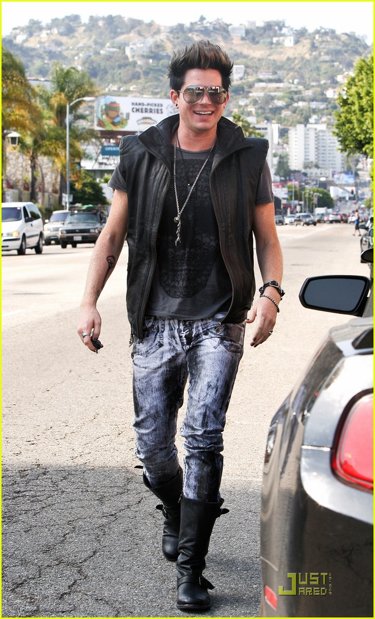 adam lambert sauli koskinen real food daily 032545476