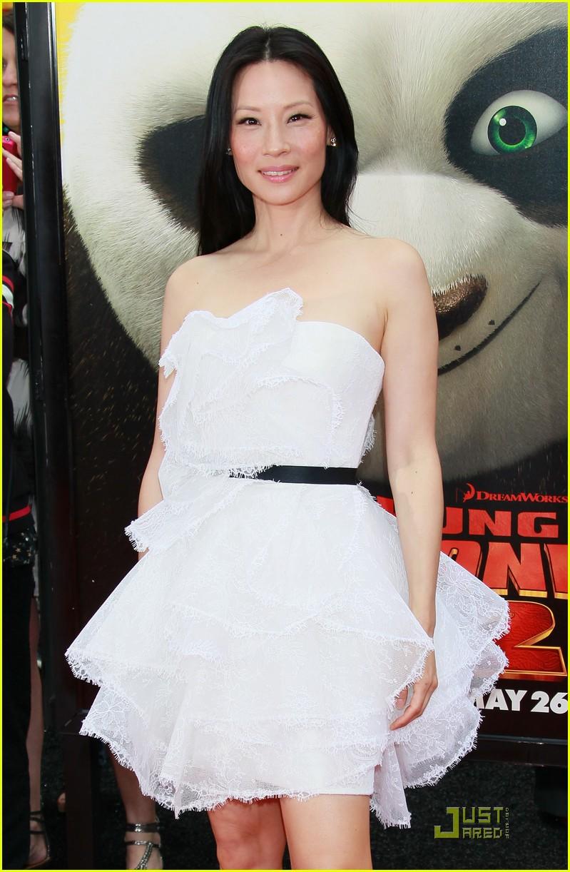 lucy liu kung fu panda la nyc 012546980