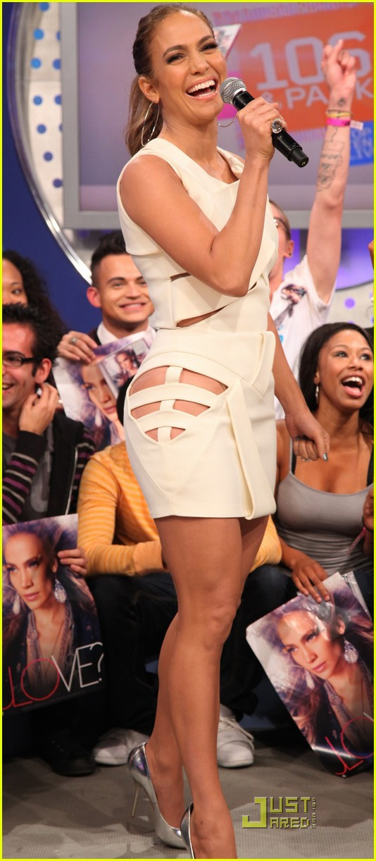 jennifer lopez cutout dress 02