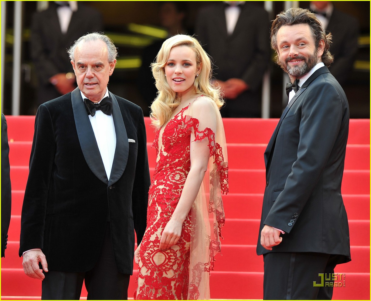 rachel mcadams ravishing red cannes 022542920