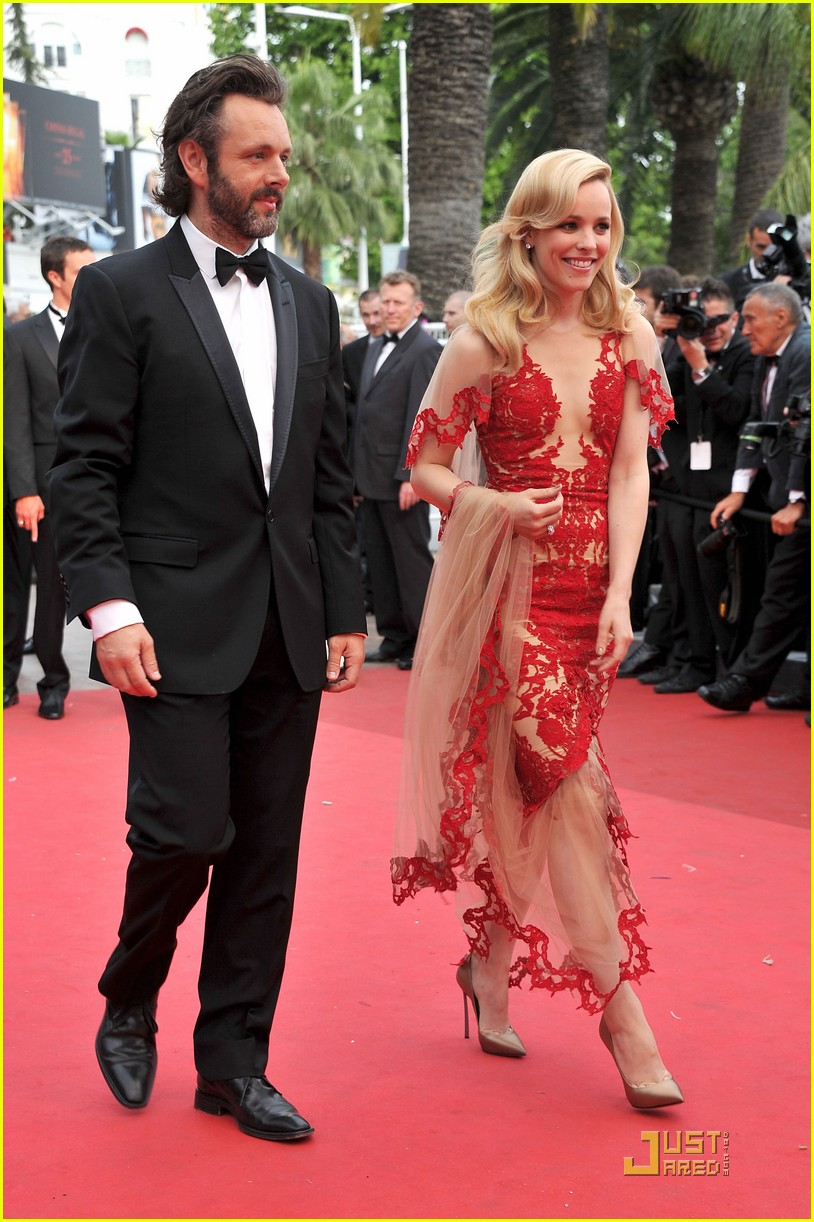 rachel mcadams ravishing red cannes 052542923