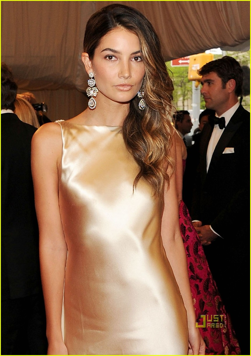 caleb followill met ball lily aldridge 032540486