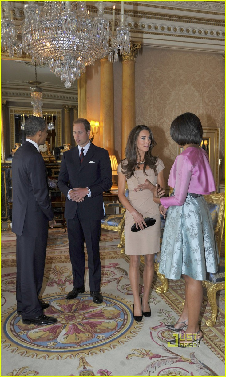 kate middleton prince william meet obama 03