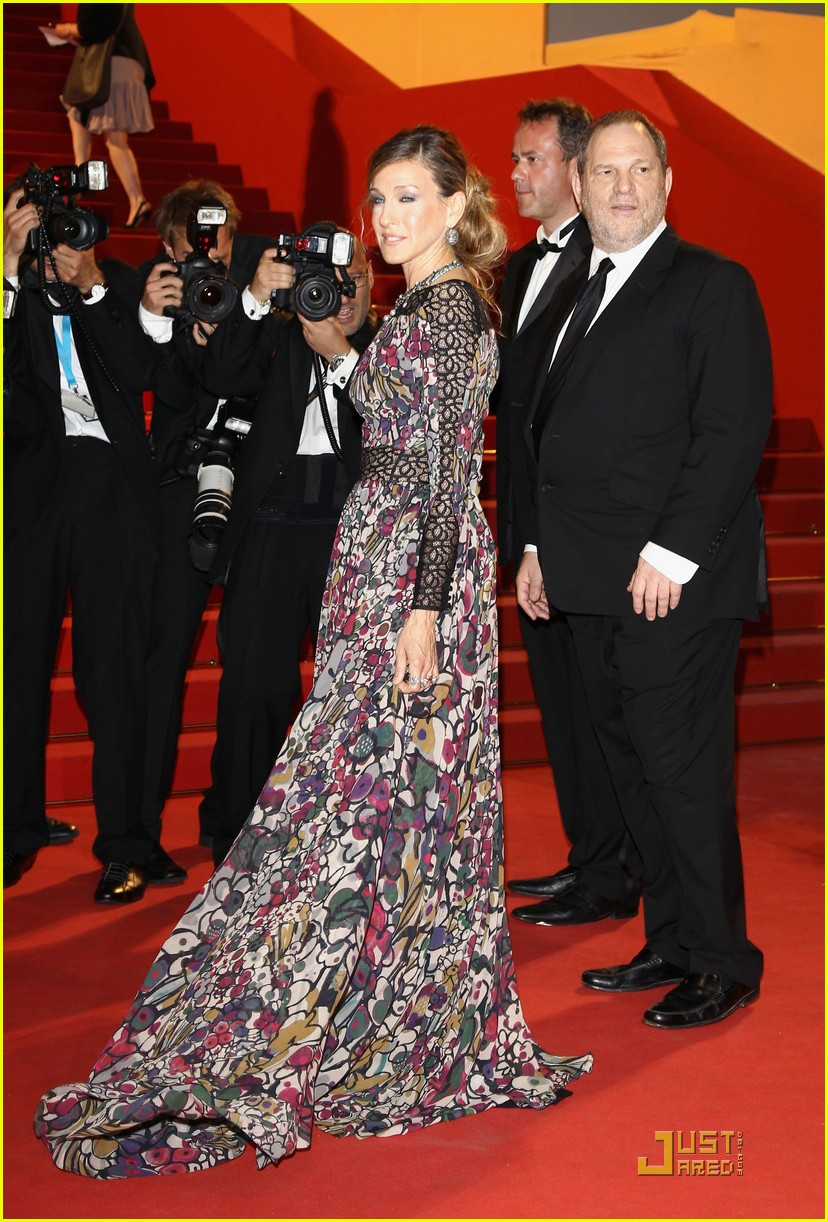 sarah jessica parker cannes wu xia premiere weinstein party 152543938