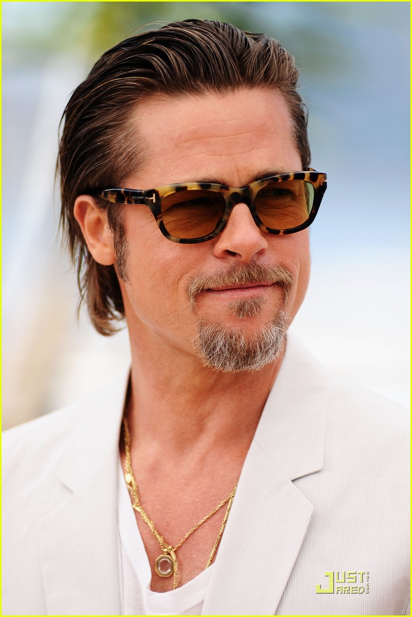 brad pitt cannes tree of life 49