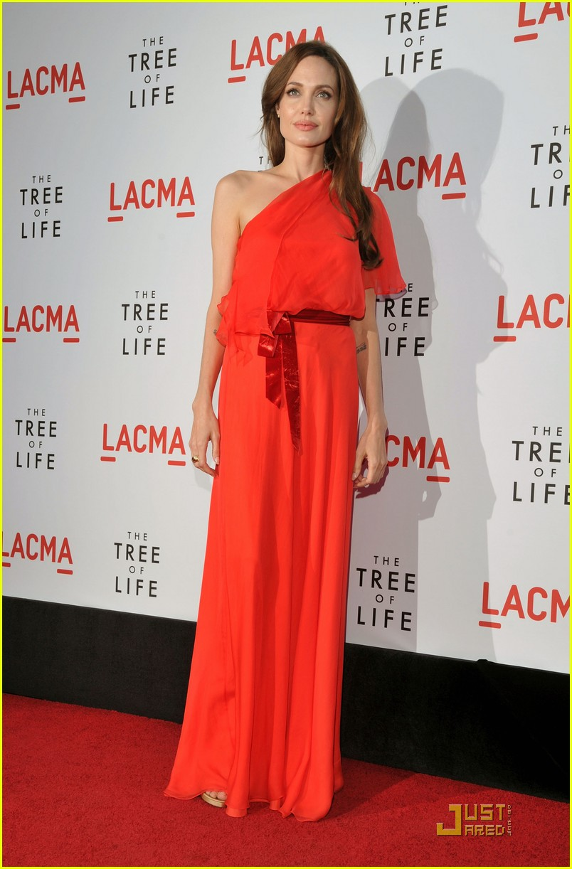 angelina jolie brad pitt tree life screening 022547054