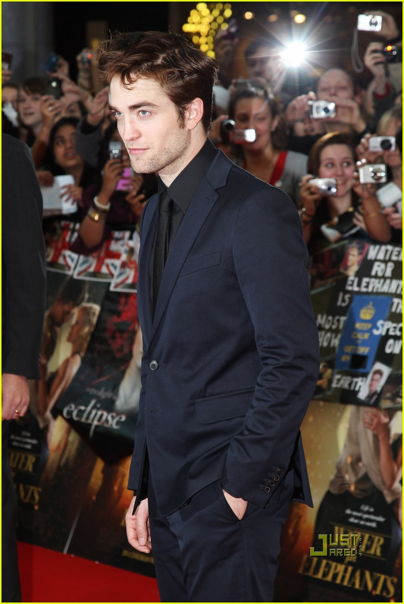reese witherspoon water for elephants premiere uk robert pattinson 03
