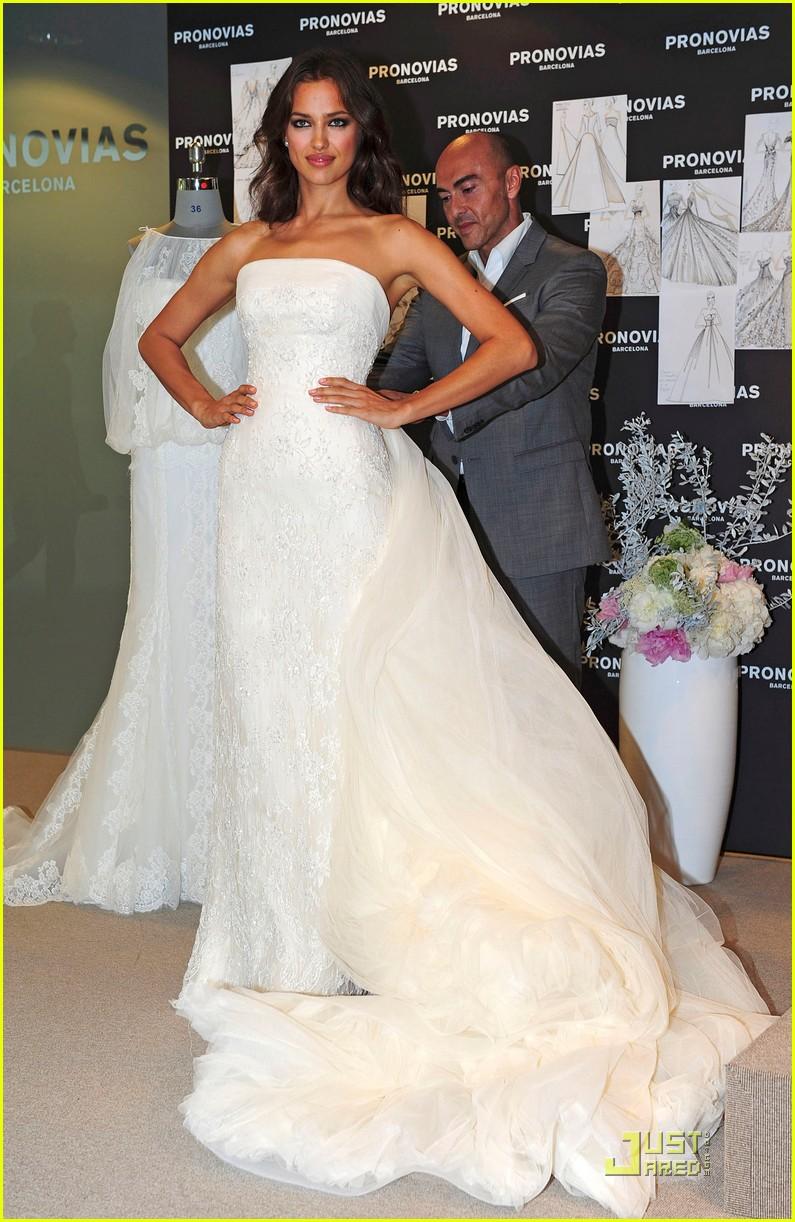 cristiano ronaldo irina shayk bridal madrid 032542209