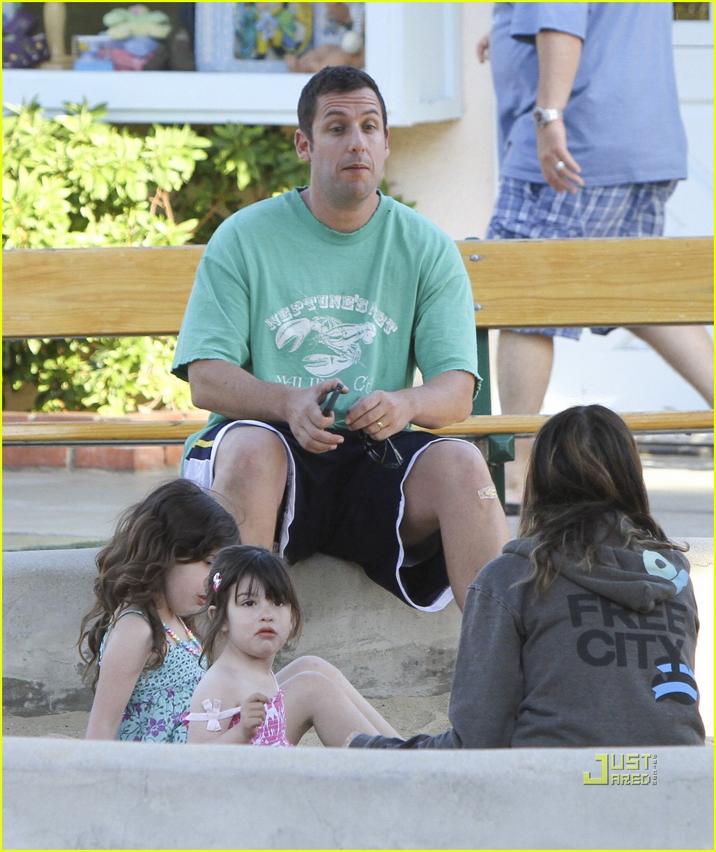 adam sandler sunny sadie cross creek mall 072548351