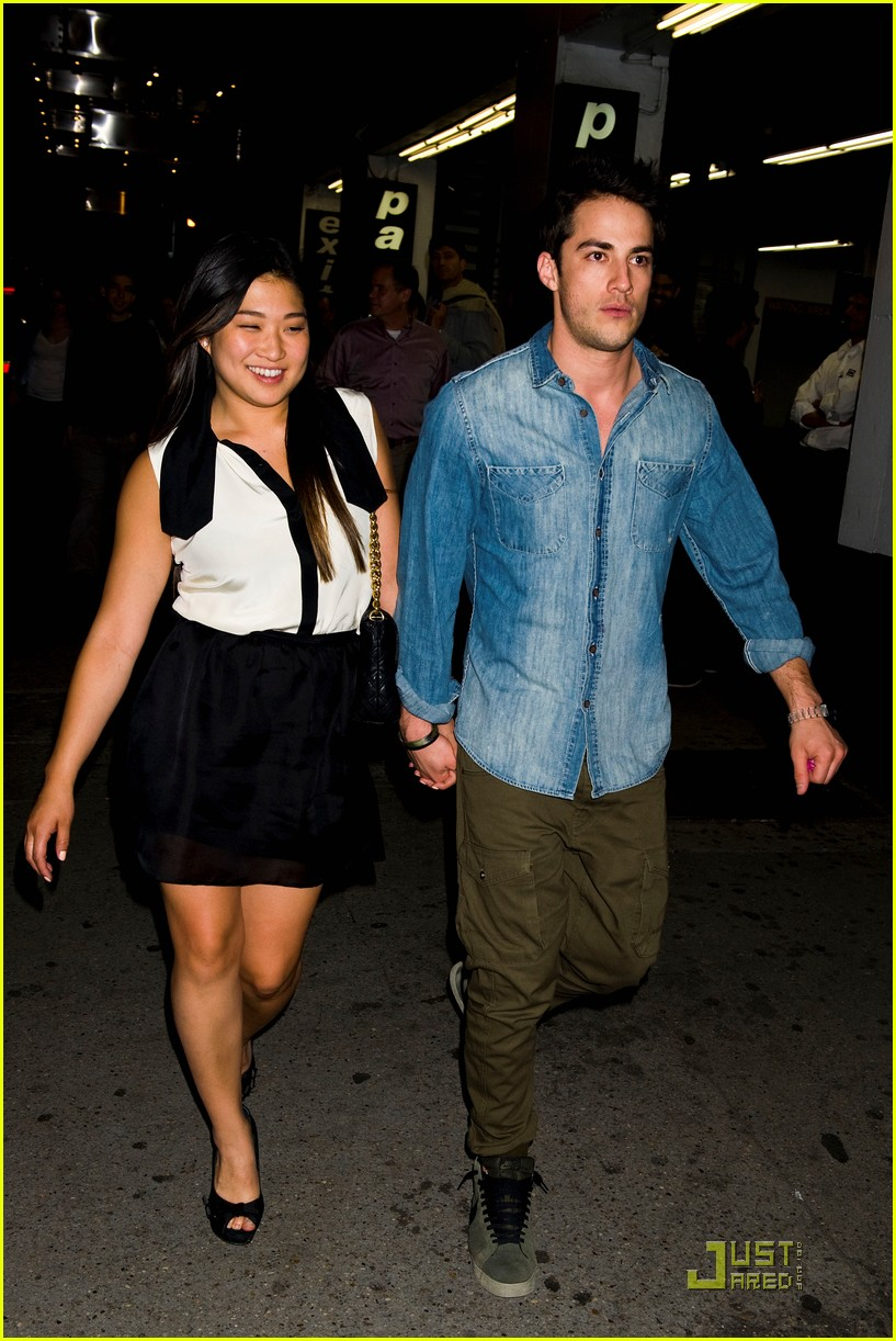 Jenna Ushkowitz with cool, Single