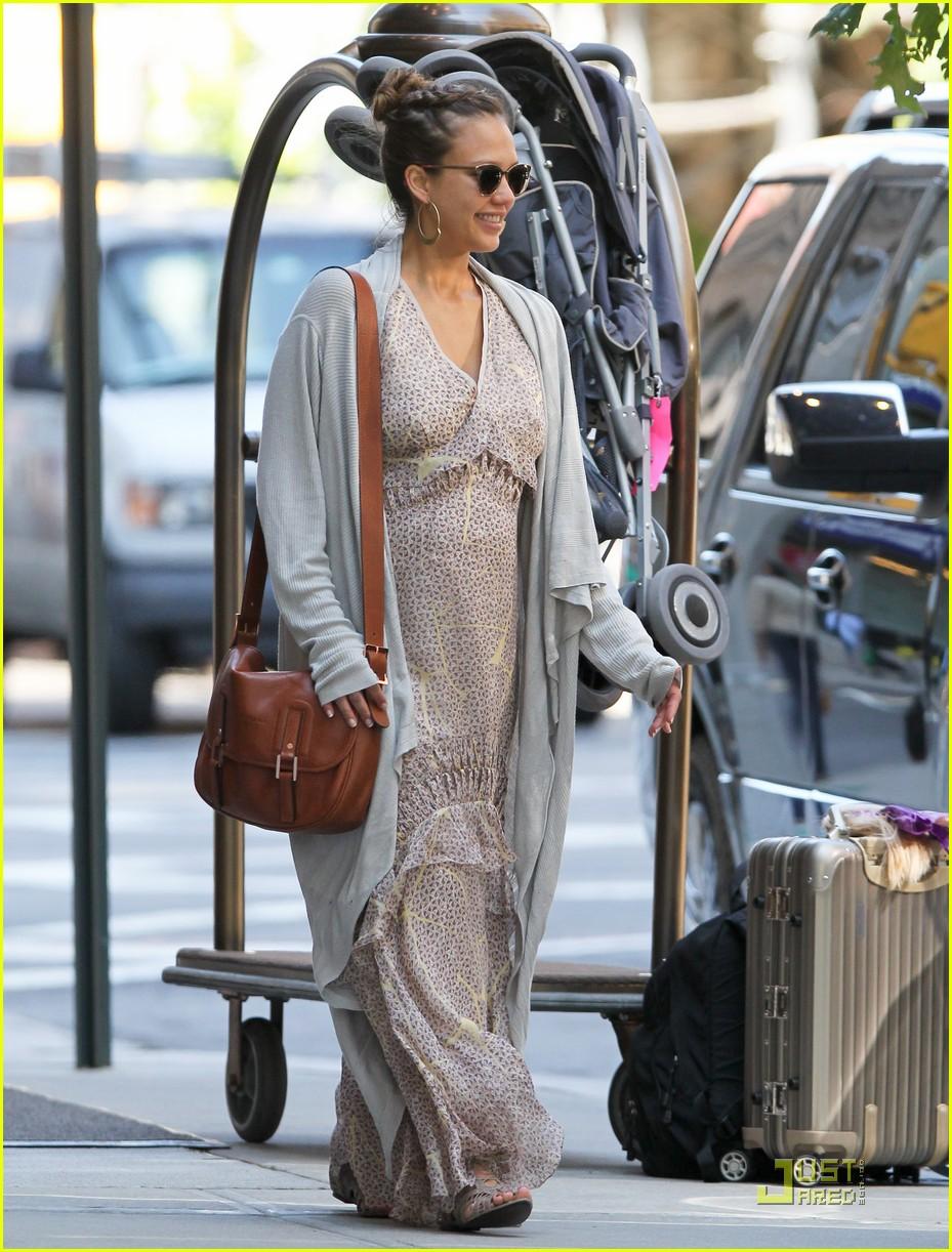 Jessica alba pregnant fashion 97