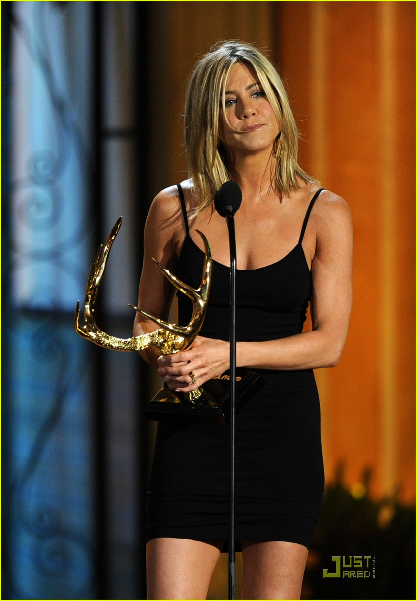 jennifer aniston guys choice 09