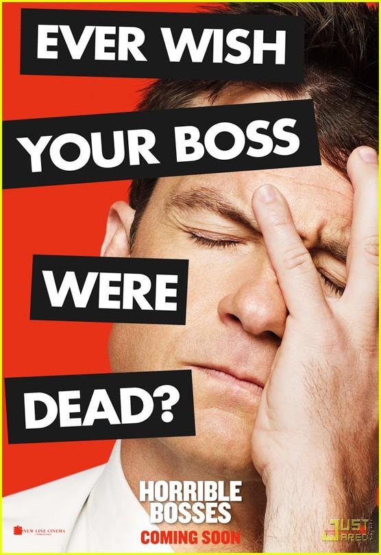 jennifer aniston horrible bosses posters 052548868