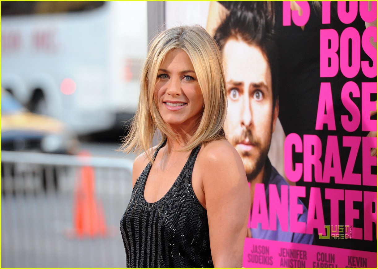 jennifer aniston horrible bosses premiere hollywood 092556737