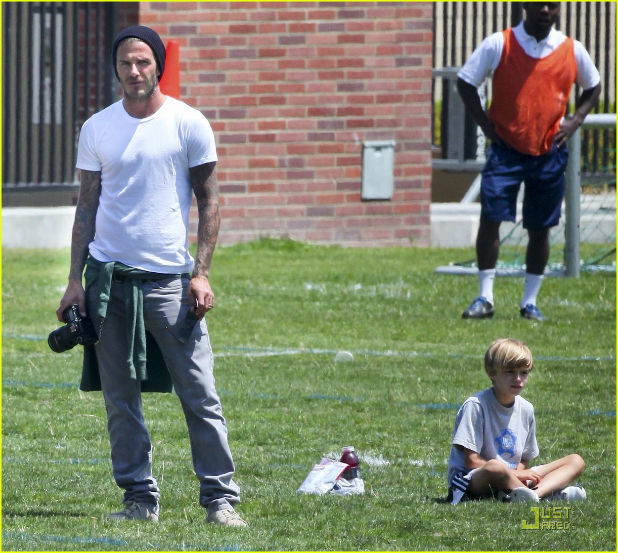 david beckham soccer dad 06