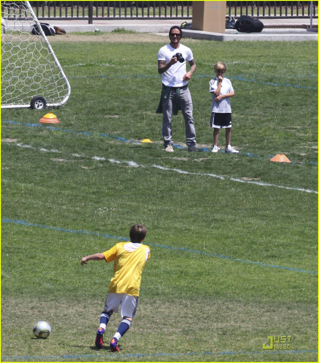 david beckham soccer dad 19