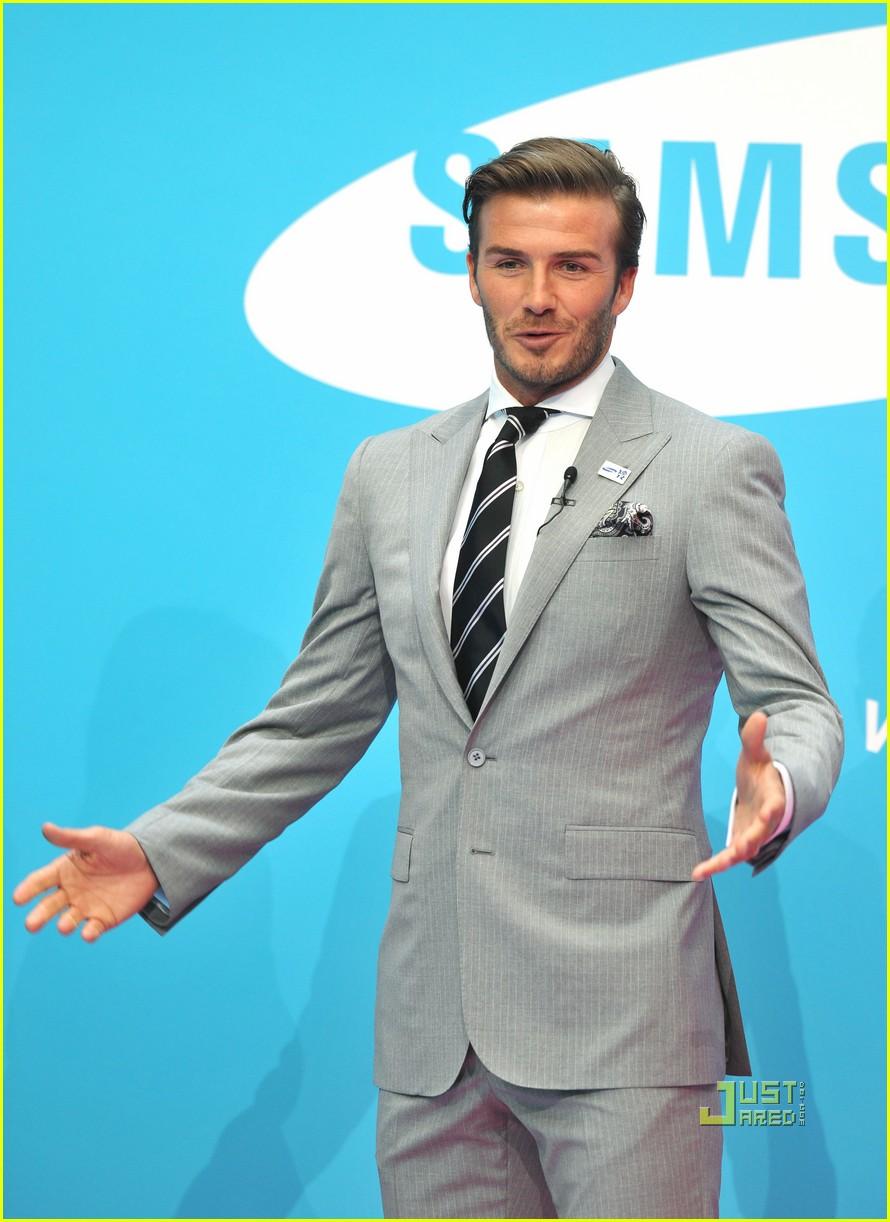 David Beckham: Everyone\'s Olympic Games Launch!: Photo 2551988 ...