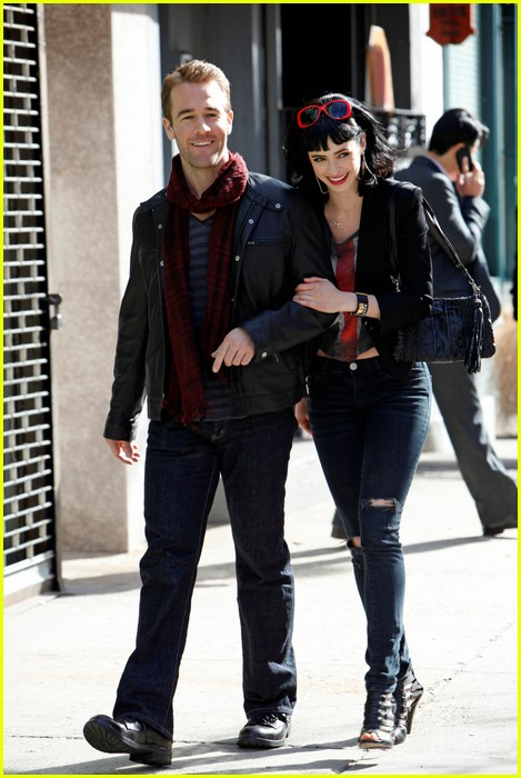 james van der beek krysten ritter apartment 23 142549101