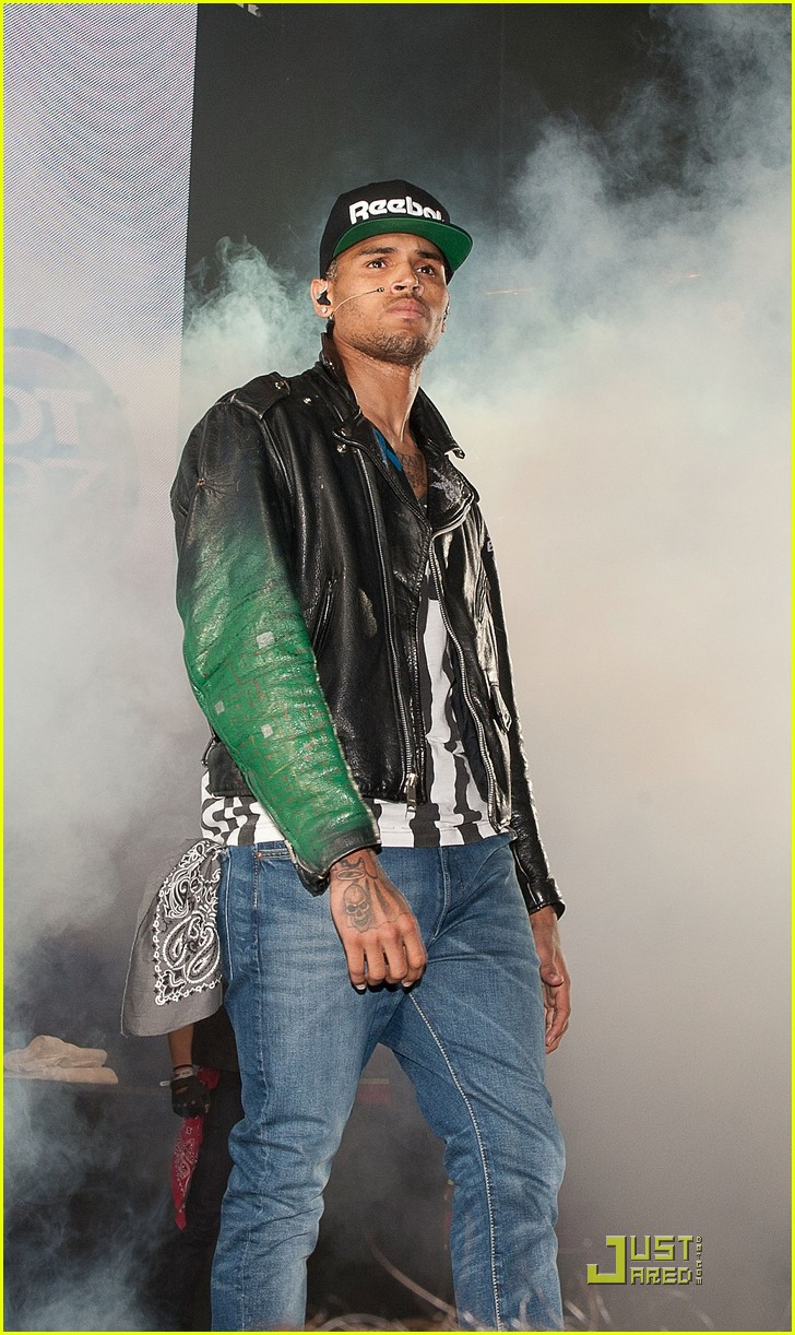 Chris Brown Photoshoot 2011
